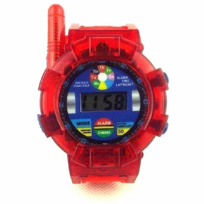 Children's Radio Spy Wrist Watch Walkie Talkie