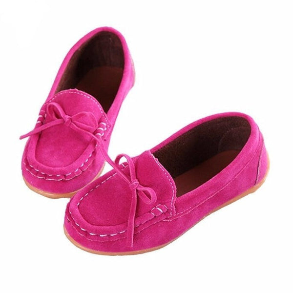 Baby Toddler Casual Shoes With Bow