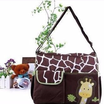 Cute Animals Maternity Baby Diaper Bag
