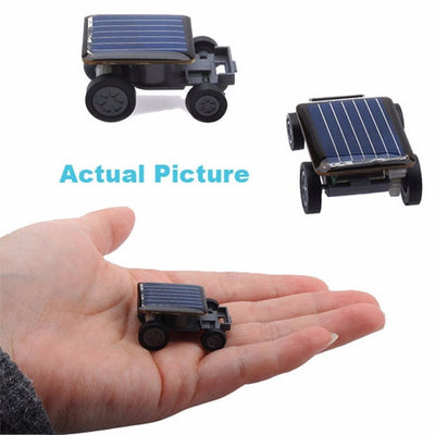 Smallest Car Solar Powered Toy