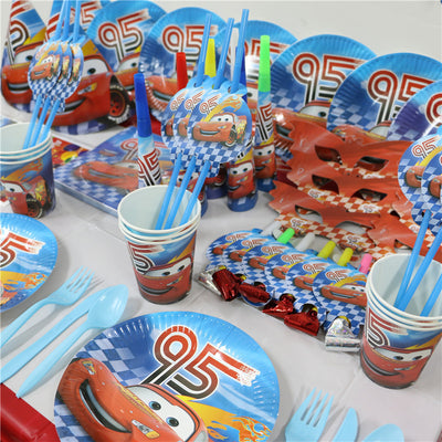Cars Party Decorations