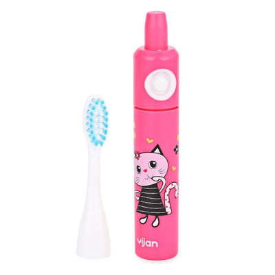 Animal Cartoon Printed Electric Toothbrush