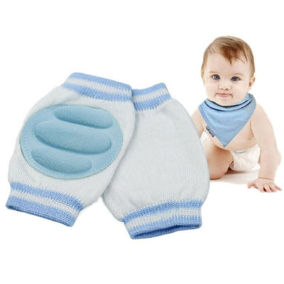 Crawling knee Cushioned Protector