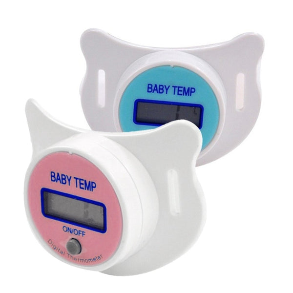 Digital Thermometer Baby Pacifier