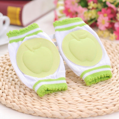 Crawling Knee Protector Apple Shape Cushion