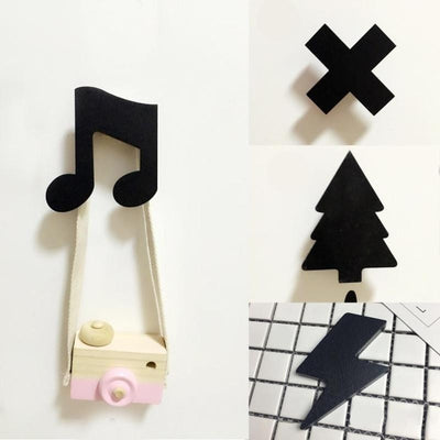 Creative Wood Wall Hanger