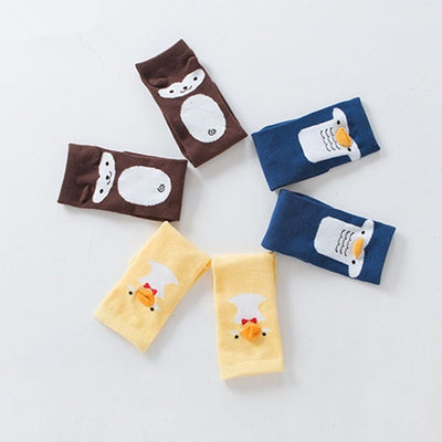 Cute Soft Cotton Sock Duck Penguin Designs