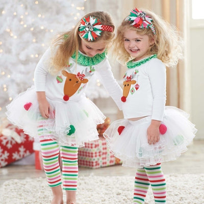 New Year Christmas Children Clothes