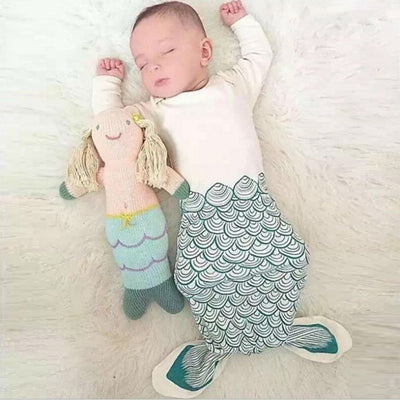 Baby Knotted Tail Sleepsack