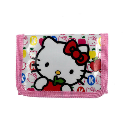 Hello Kitty Quartz Watch With Pink Wallet