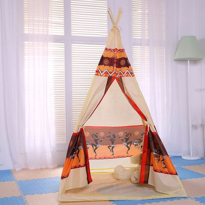 Children Indian Teepee Play Tent