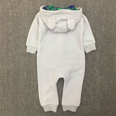 Baby Hooded Sleepwear