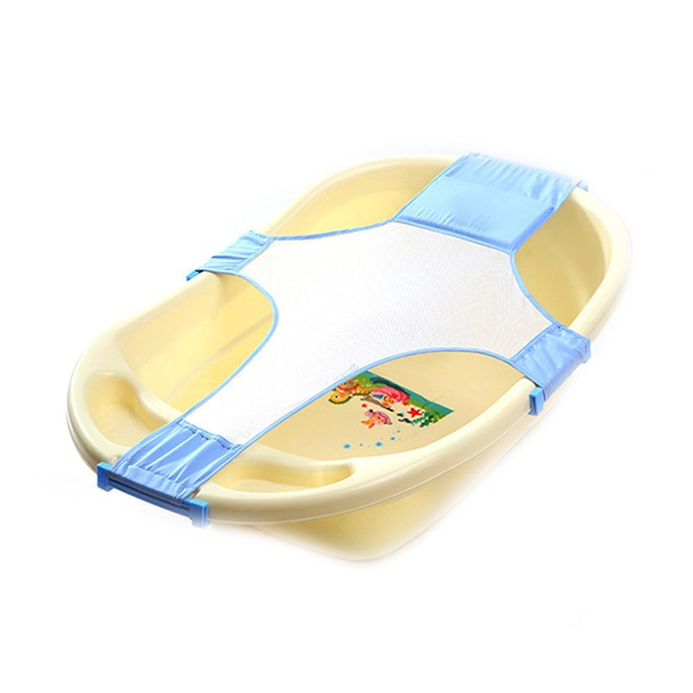 Adjustable Safety Net Baby Bath Seat - Momeaz
