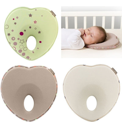 Baby Sleep Positioner Flat Head Cushion