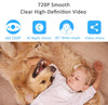 Baby Sleeping Monitor Night Vision Nanny Wireless Radio Babysitter Digital Video Camera