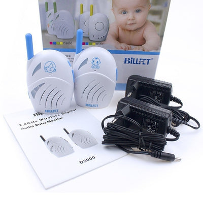 Baby  Intercoms Radio Sound Monitor