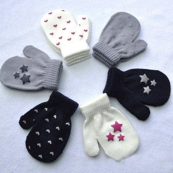 Baby Cotton Gloves