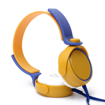 Colorful Music Headset Wired Headphones - FitShopPro