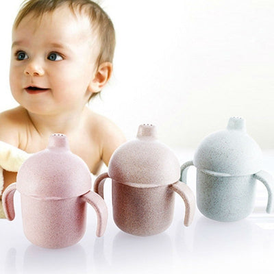 Eco Friendly Degradable Portable Baby Mug
