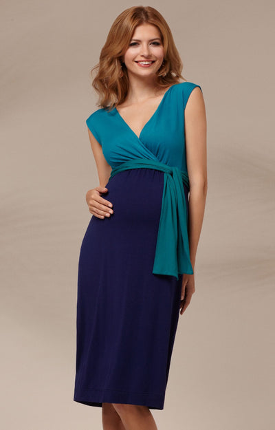 Pregnant Long Cocktail Dresses
