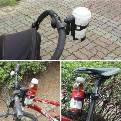 Rotatable Stroller Cup Holder