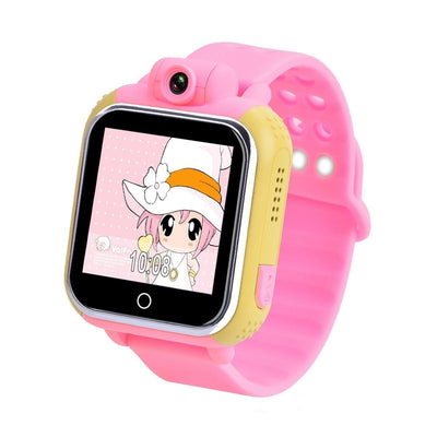 NEW 3G Kids GPS Smart Watch Anti-Lost Tracker - Color Touch Screen & Camera - FitShopPro.com - 3