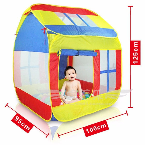 Large Children Play Tent House