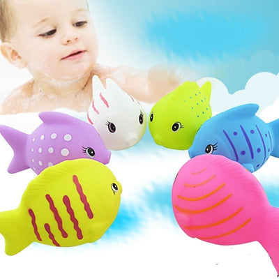 Fish Baby Bath Toy