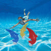 Dolphin Rings Pool Underwater Diving Game