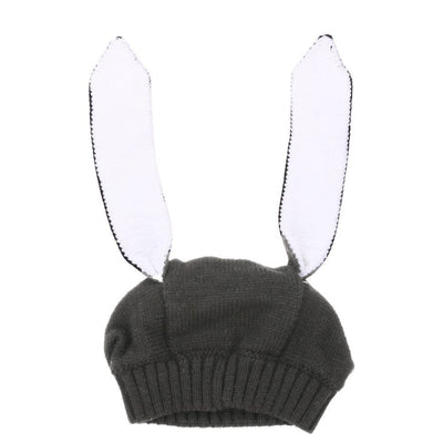Baby Rabbit Ears Knitted Hat