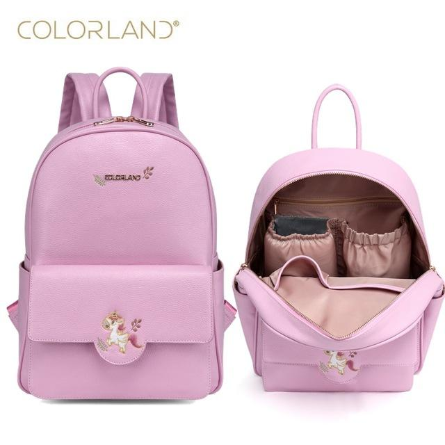 ae5bc8eae8 Pu leather baby travel mummy maternity changing Nappy diaper tote bag
