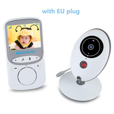 "Baby Monitor  2.4"" Wireless Video Surveillance Security Camera"
