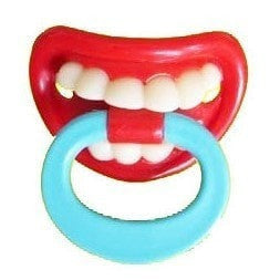 Funny Silicone Baby Pacifier