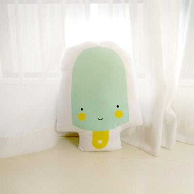 Baby Catoon Pillow Child Room Decor