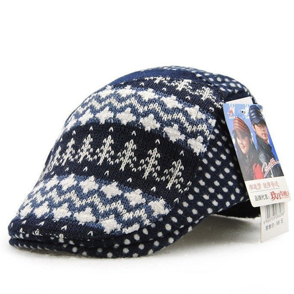 Fashion Winter Beret Hat For Kids