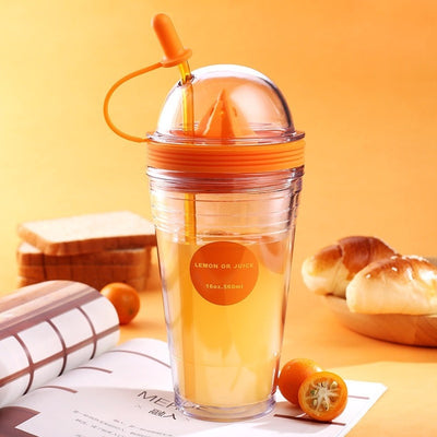 Citrus Infusing Water Cup