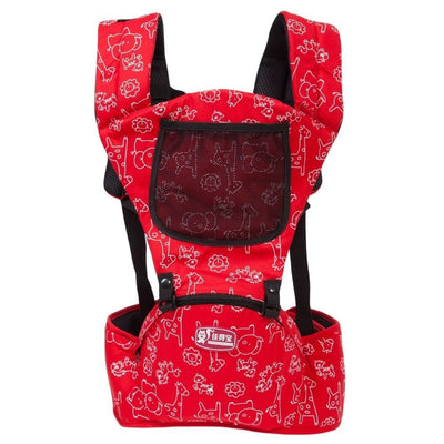 Animal Pattern Baby Carrier Backpack