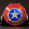 Captain America Shield Finger Fidget Spinner
