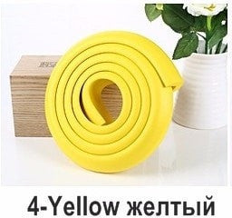 Colorful Tape Safety Edge Guard