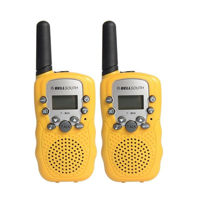 Colorful Children Walkie Talkie