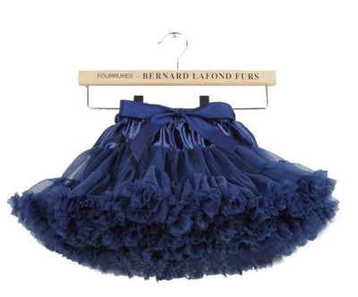 Baby Girls Fluffy Princess Tutu  (Size 9M - 3T)