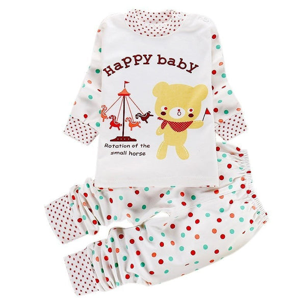 Baby Funny Pyjama Sets - Many Prints (3M-12M)