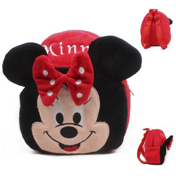 Cartoon Kids Backpack Mini Schoolbag