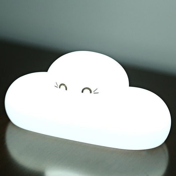 Cute Kids Cloud Lamp