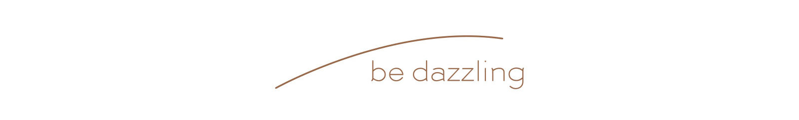 be dazzling