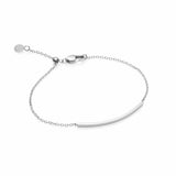 Little Luxe Bar Armband (Silver)