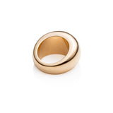 Chunky Cylinder Ring (Gold)