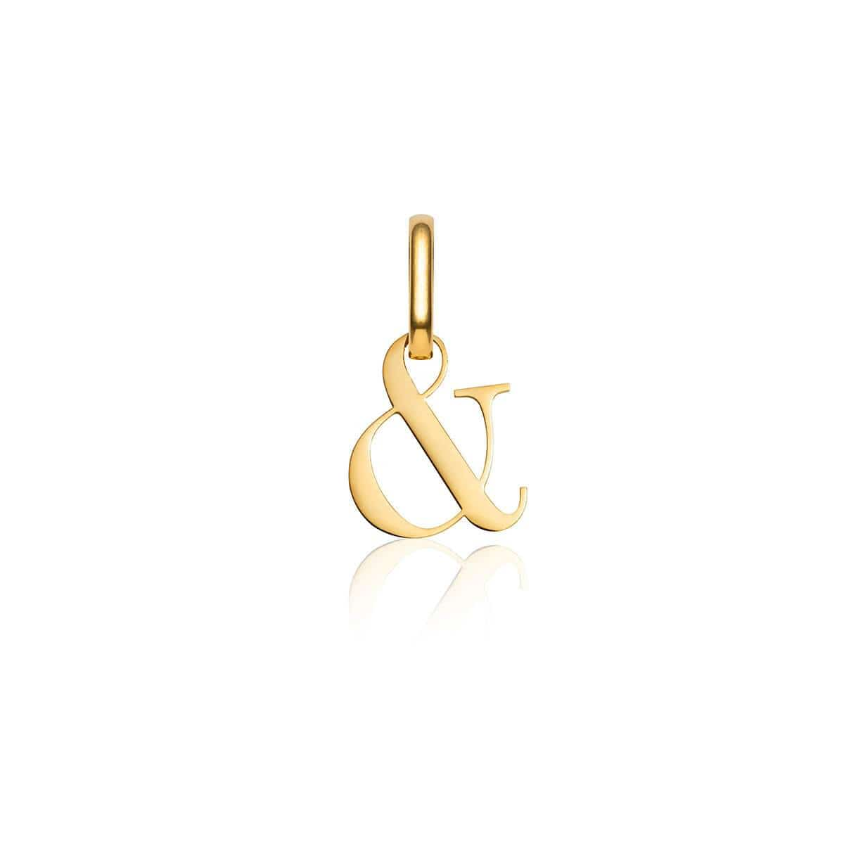 & Pendant (Yellow Gold)