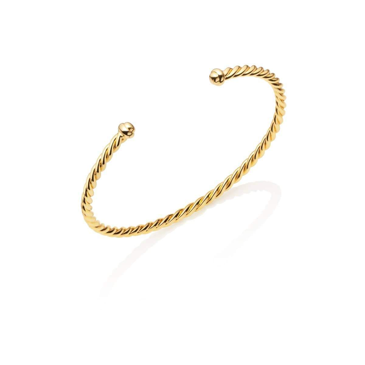 Aphrodite Bangle (Gold)