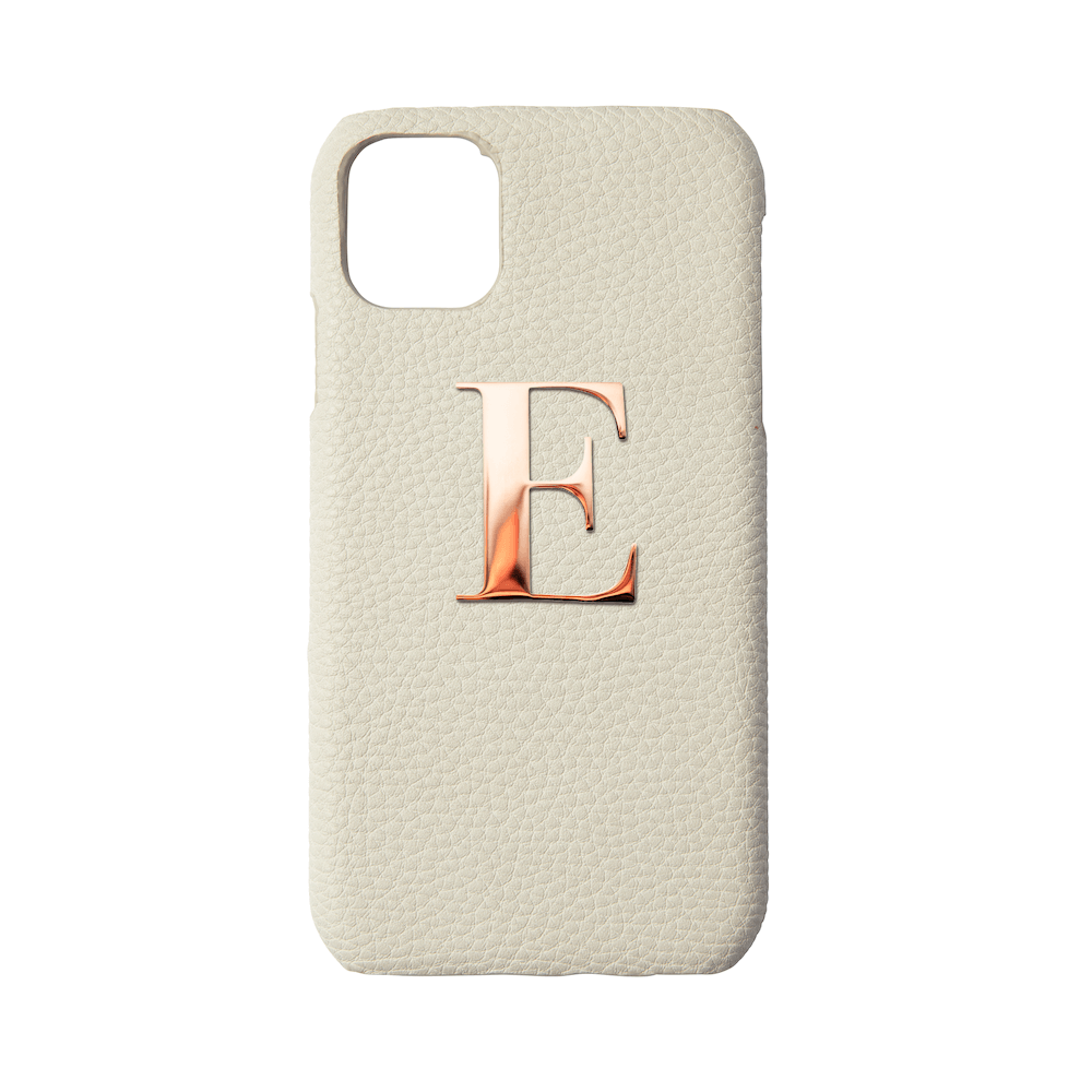 Cream Phone Case (iPhone 12 Pro)